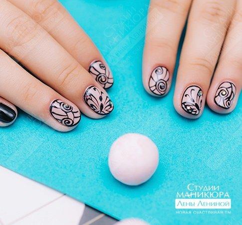 Полировка ногтей войковская